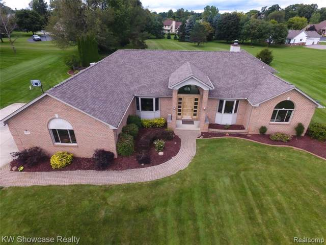 6499 Glendale Drive, White Lake Twp, MI 48383 (#2200005869) :: GK Real Estate Team