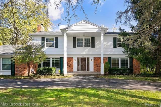 5437 Lahser Road, Bloomfield Hills, MI 48304 (#2200005890) :: Keller Williams West Bloomfield
