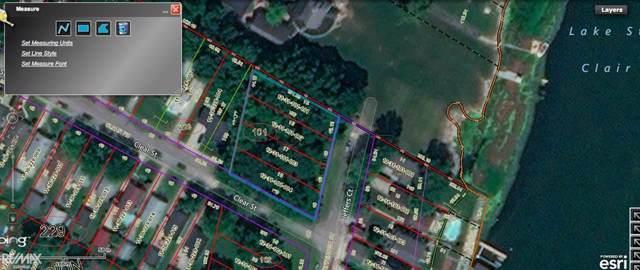 0 Jeffers Ct., Harrison Twp, MI 48045 (MLS #58050004043) :: The John Wentworth Group