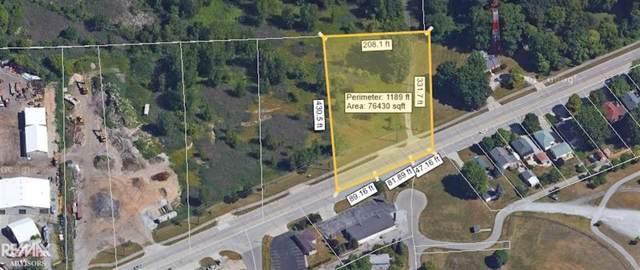 0 Gratiot, Marysville, MI 48040 (#58050004056) :: National Realty Centers, Inc