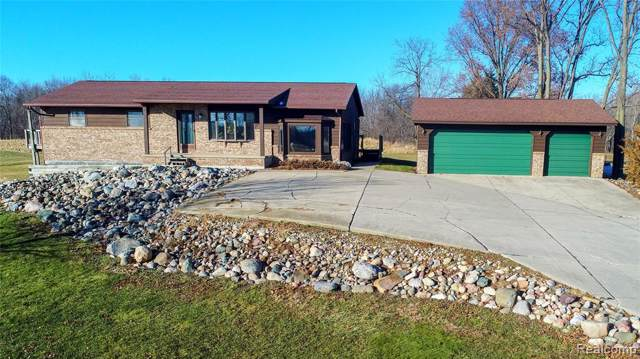 6111 S Morrice Road, Locke Twp, MI 48872 (#2200005981) :: The Mulvihill Group