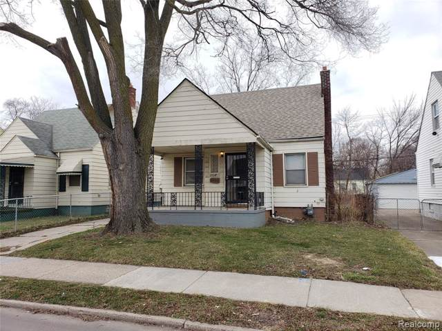 3524 S Bassett Street, Detroit, MI 48217 (#2200005987) :: The Alex Nugent Team | Real Estate One