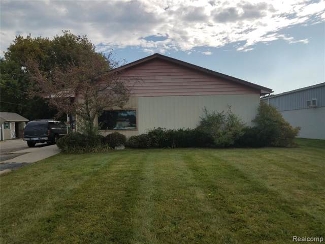 2106 N Lapeer Road, Mayfield Twp, MI 48446 (#2200006005) :: The Mulvihill Group