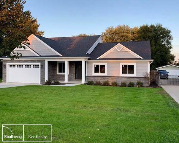 47380 Burton, Shelby Twp, MI 48317 (#58050004077) :: The Alex Nugent Team | Real Estate One