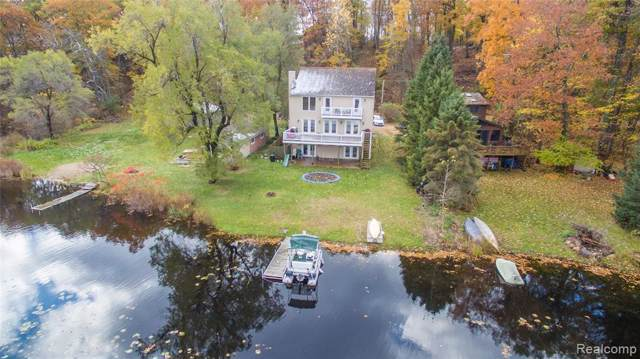 5421 Wayne Road, White Lake Twp, MI 48383 (#2200006012) :: GK Real Estate Team