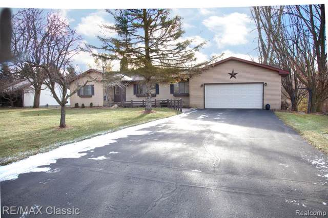 9643 Daleview Drive, Green Oak Twp, MI 48178 (#2200006025) :: The Buckley Jolley Real Estate Team