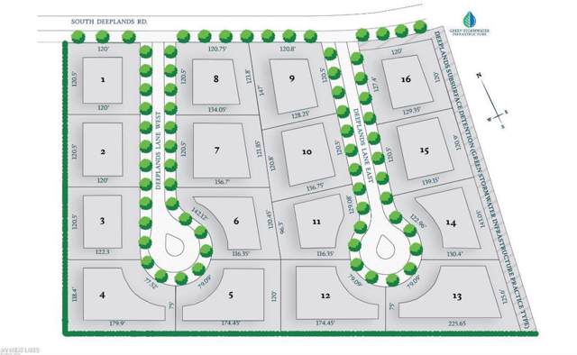 515 E Deeplands Lane  Lot# 11, Village of Grosse Pointe Shores, MI 48236 (MLS #58050004115) :: The Toth Team
