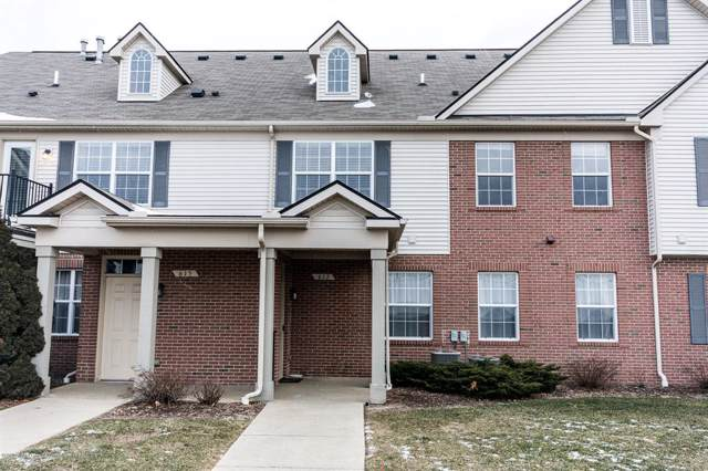 617 Worthington Drive #36, Lansing, MI 48906 (#630000243732) :: The Mulvihill Group
