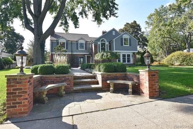 963 Puritan Avenue, Birmingham, MI 48009 (#2200006128) :: The Buckley Jolley Real Estate Team