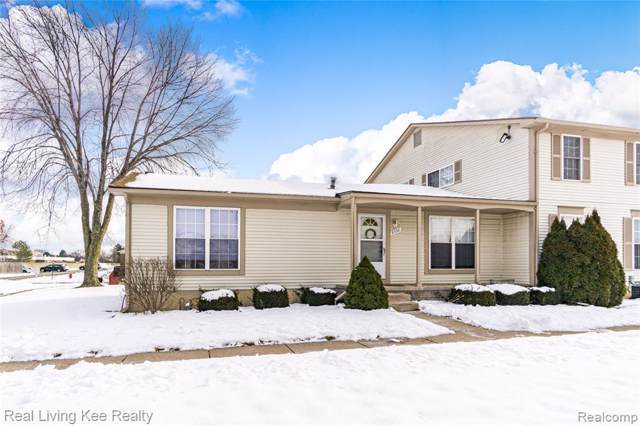 8932 Scotia Drive, Sterling Heights, MI 48312 (#2200006158) :: GK Real Estate Team