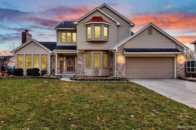 45711 White Pines Drive, Novi, MI 48374 (#2200006240) :: GK Real Estate Team