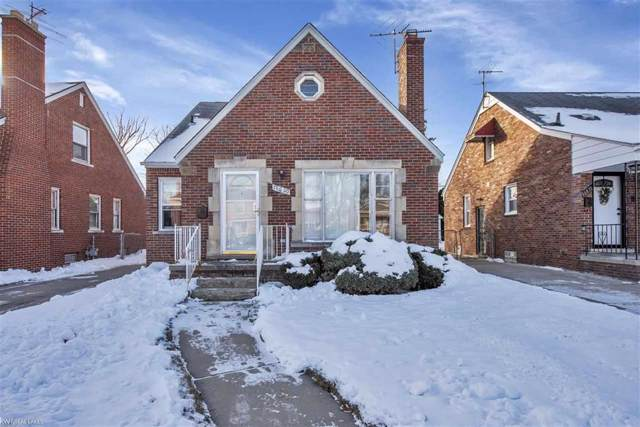 16820 Collingham Drive, Detroit, MI 48205 (MLS #58050004196) :: The Toth Team