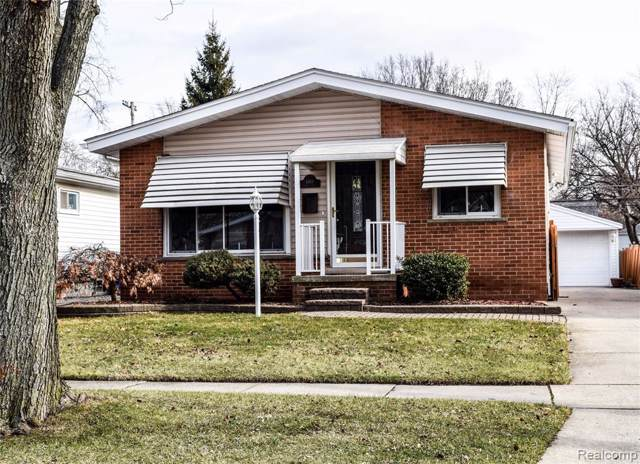 4469 Polk Street, Dearborn Heights, MI 48125 (MLS #2200006367) :: The Toth Team