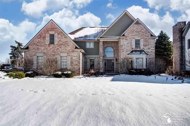 15074 Poplar, Monroe Twp, MI 48161 (#57050004213) :: GK Real Estate Team
