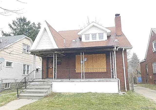 11400 Hartwell Street, Detroit, MI 48227 (#2200006427) :: RE/MAX Nexus