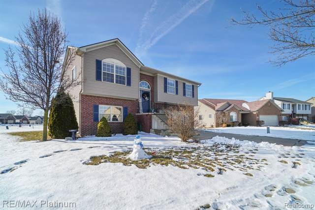281 Dundee Ridge Drive, Dundee Vlg, MI 48131 (MLS #2200006480) :: The Toth Team