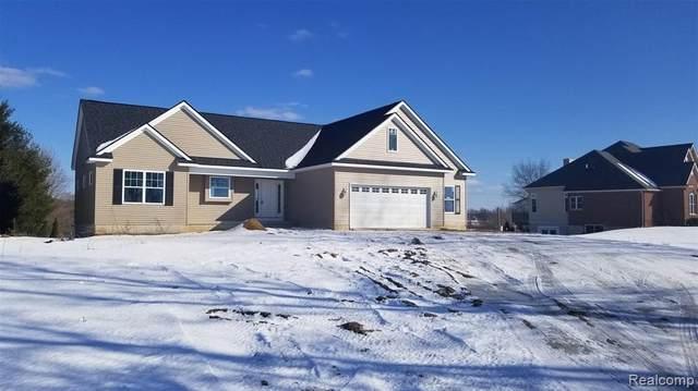 4055 Bentley Lake Road, Marion Twp, MI 48843 (#2200006501) :: The Buckley Jolley Real Estate Team