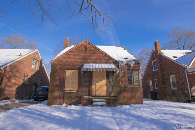 8882 Marlowe Street, Detroit, MI 48228 (#2200006506) :: RE/MAX Nexus