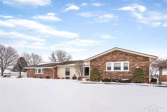 465 Harvest Lane, Frankenmuth, MI 48734 (#61050004234) :: Springview Realty
