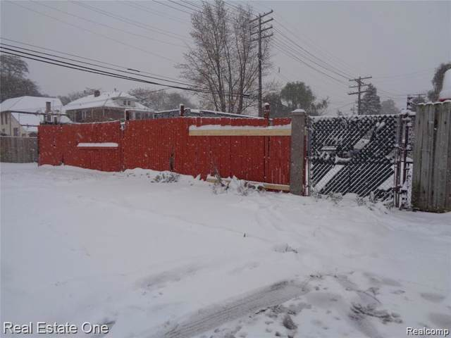 6735 Bostwick Street E, Detroit, MI 48209 (#2200006566) :: RE/MAX Nexus