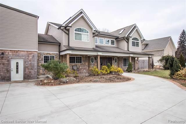 3129 Alpine Rd, Troy, MI 48084 (#2200006583) :: Keller Williams West Bloomfield