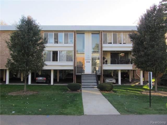 32040 Grand River Avenue #41, Farmington, MI 48336 (#2200006592) :: RE/MAX Nexus