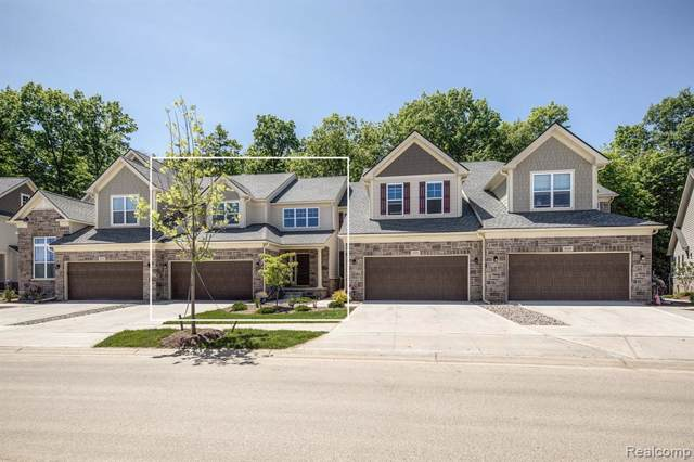 3204 Brackley Drive #89, Ann Arbor, MI 48105 (#2200006605) :: GK Real Estate Team