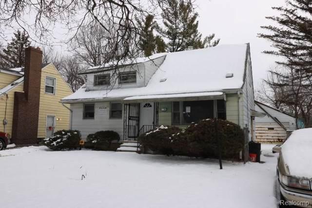 3716 Comstock Avenue, Flint, MI 48504 (#2200006637) :: Team DeYonker