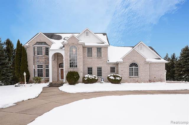2270 White Pine Drive, Williamstown Twp, MI 48895 (#2200006685) :: The Buckley Jolley Real Estate Team
