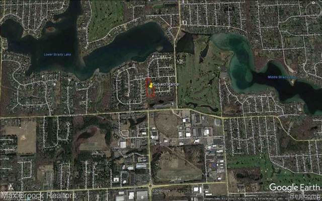LOT B Woodspur, Commerce Twp, MI 48382 (#2200006698) :: The Mulvihill Group