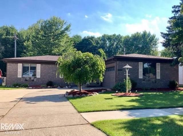 50129 Bower, Chesterfield Twp, MI 48047 (#58050004309) :: GK Real Estate Team