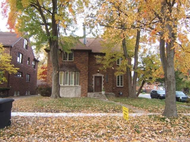 17415 Fairfield St Street W, Detroit, MI 48221 (#2200006752) :: GK Real Estate Team