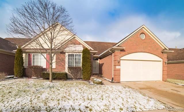 8163 Huntington Ridge, Washington Twp, MI 48094 (#2200006756) :: GK Real Estate Team