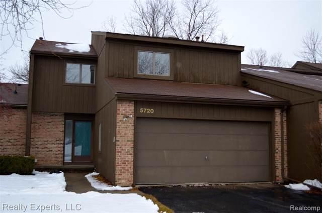 5720 Staghorn Drive, Pittsfield Twp, MI 48197 (#2200006764) :: GK Real Estate Team