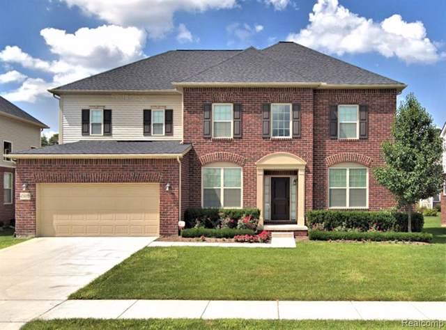 43653 Falcon Lane, Clinton Twp, MI 48038 (#2200006771) :: GK Real Estate Team