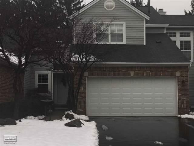 1162 Fairways Blvd, Troy, MI 48085 (#58050004316) :: GK Real Estate Team
