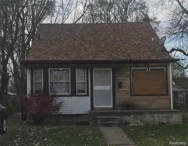 8295 Burt Road, Detroit, MI 48228 (#2200006782) :: GK Real Estate Team