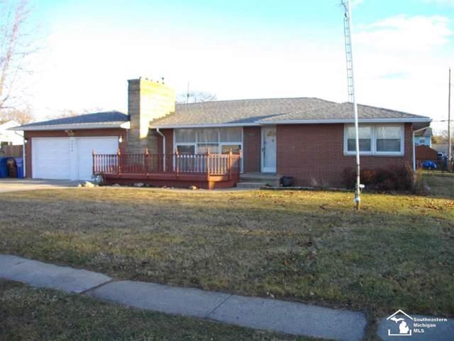 2444 N Dixie, Frenchtown Twp, MI 48162 (#57050004320) :: GK Real Estate Team