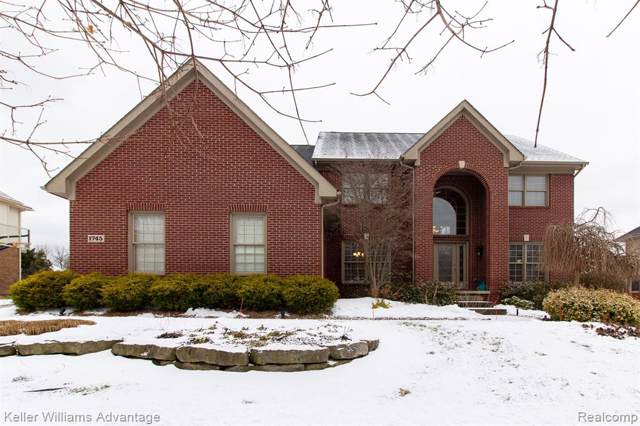 1745 Fenwick Drive, Commerce Twp, MI 48382 (#2200006808) :: The Mulvihill Group