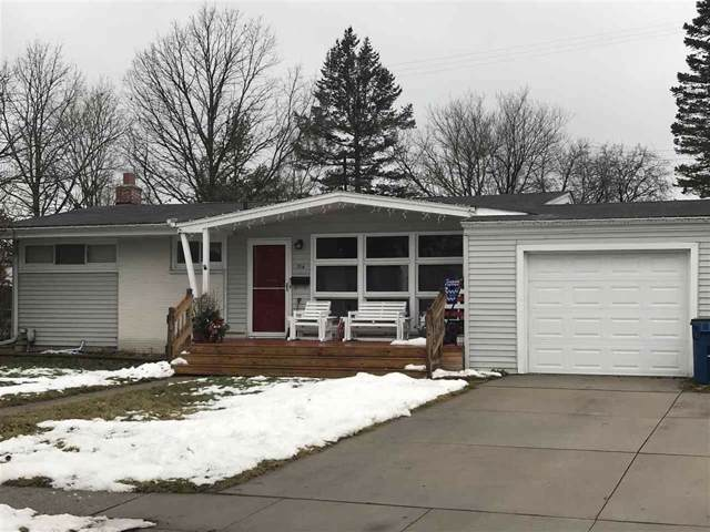 714 Fitzner, Davison, MI 48423 (MLS #5050004340) :: The Toth Team