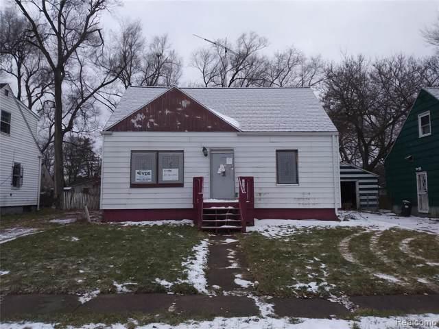3517 Milbourne Avenue, Flint, MI 48504 (#2200006864) :: The Buckley Jolley Real Estate Team