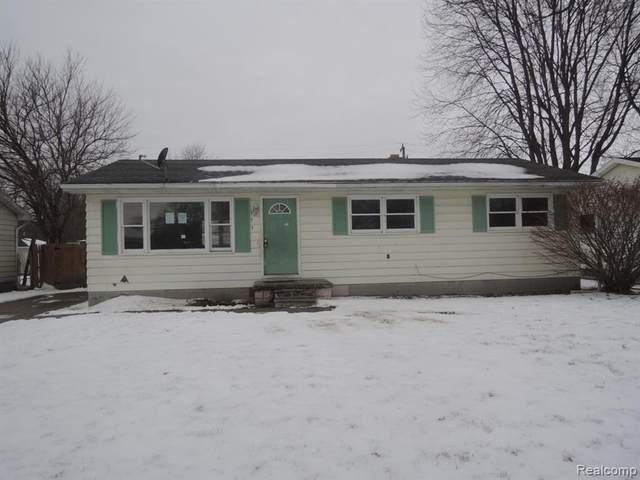 3539 Shenandoah Avenue, Port Huron, MI 48060 (#2200006896) :: GK Real Estate Team