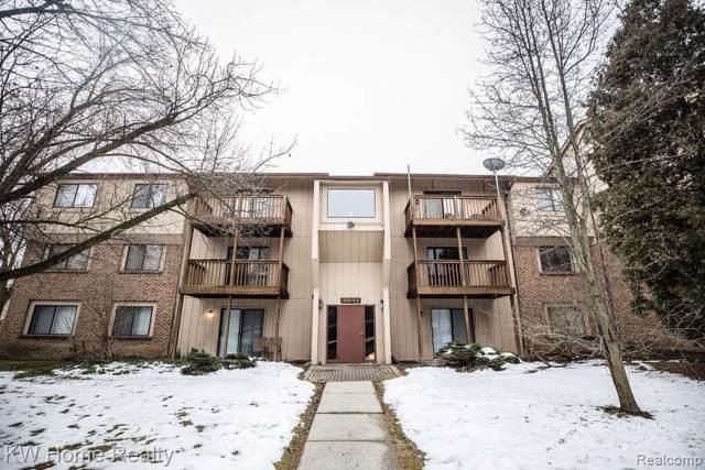 30052 W 12 Mile Road #69, Farmington Hills, MI 48334 (#2200006949) :: Duneske Real Estate Advisors