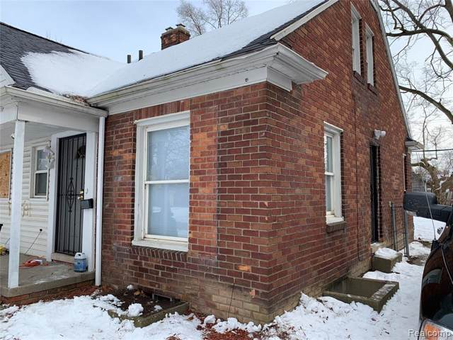 10910 Nottingham Road, Detroit, MI 48224 (#2200006976) :: RE/MAX Nexus