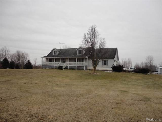 8425 Colf Road, Exeter Twp, MI 48117 (MLS #2200007063) :: The John Wentworth Group