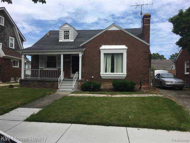 3696 Berkshire Street, Detroit, MI 48224 (#2200007120) :: RE/MAX Nexus