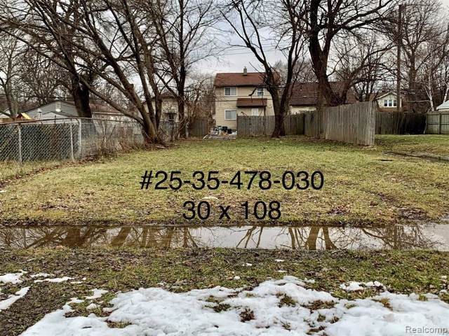 000 W George Ave, Hazel Park, MI 48030 (#2200007217) :: RE/MAX Nexus