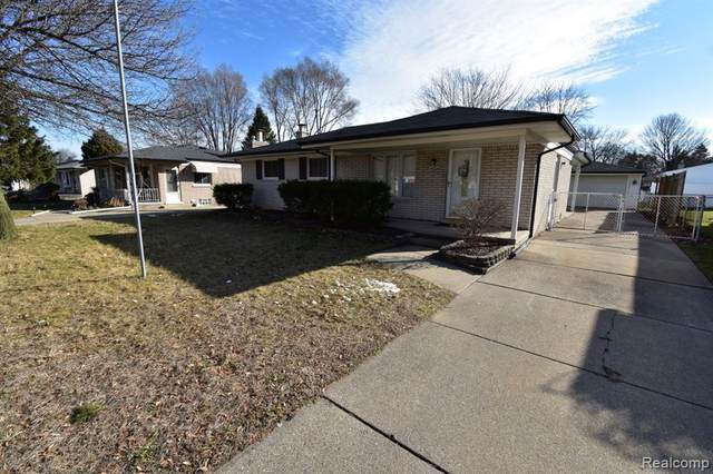 14434 Cornell Drive, Sterling Heights, MI 48313 (#2200007287) :: The Buckley Jolley Real Estate Team