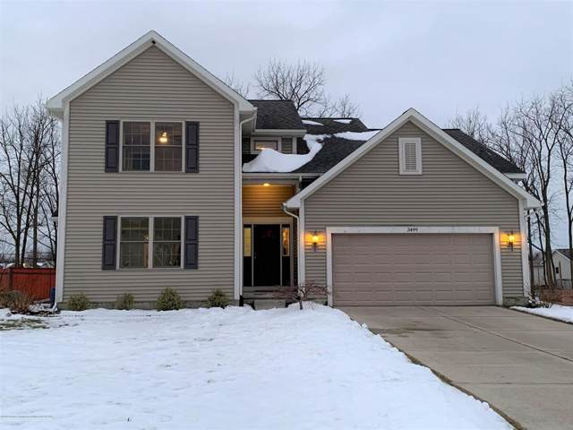 3499 Matterhorn Lane, Dewitt Twp, MI 48906 (#630000243832) :: The Mulvihill Group
