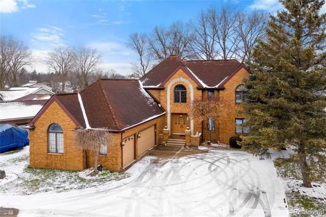 7290 Williams Lake Road, Waterford Twp, MI 48329 (#2200007386) :: The Buckley Jolley Real Estate Team